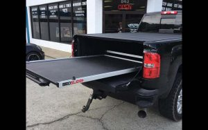 Bed Glide Truck Accessory