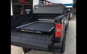 Bed Glide Truck Accessory