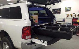 Cargo Vault Truck Bed Accessory