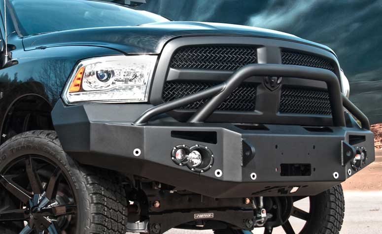 Truck Bumper Accessories | Sanford, NC