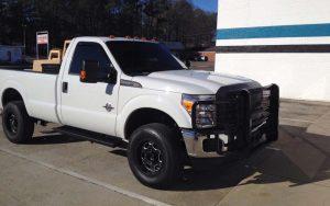 Grille & Wheels for Trucks