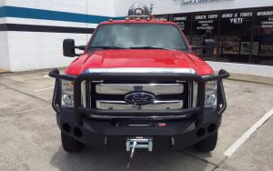 Grilles & Winches for Trucks