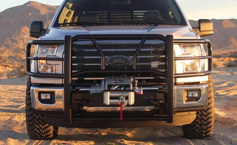Truck Grille Guard   Sanford, NC
