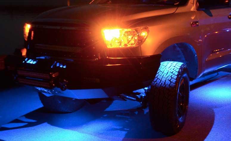 Truck Car L.E.D. Lighting Effects | Sanford, NC