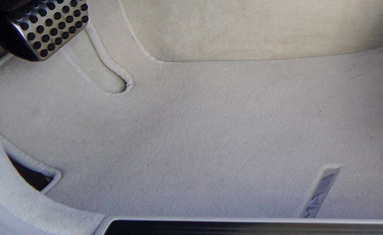 Interior Automotive Rugs | Sanford, NC
