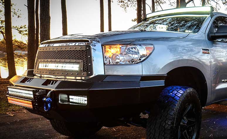 L.E.D. Lighting for Trucks and Cars | Sanford, NC