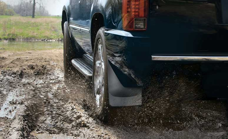 Automotive Mud Flaps
