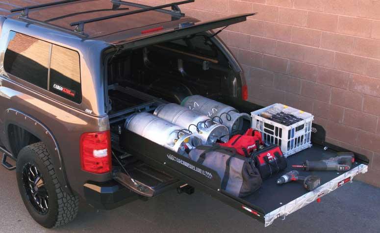 Cargo Glide | Truck Accessory | Sanford, NC