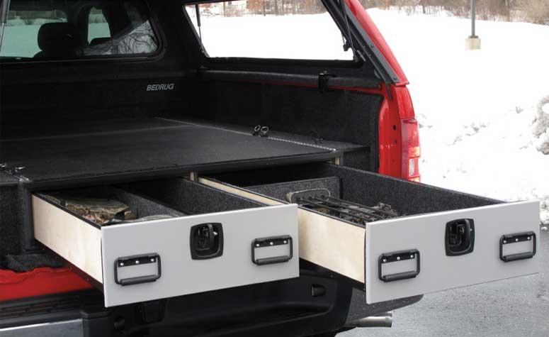 Pickup Vault | Kar Kraft | Sanford, NC