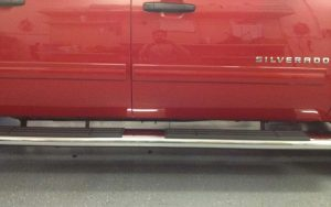 Step Bars for Trucks