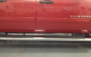 Step Bars for Trucks