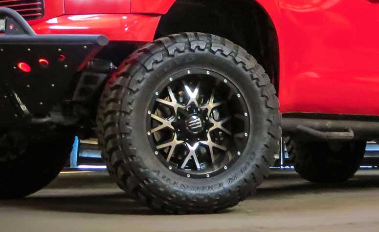 Off-Road Wheels & Tires | Kar Kraft | Sanford, NC