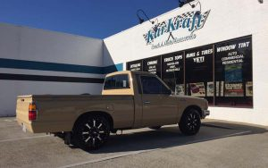 Wheels & Tires for Trucks