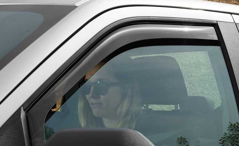 Automotive Window Visors
