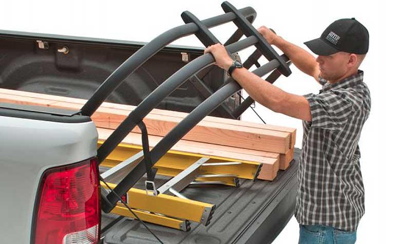 Truck Bed Extender Installation   Sanford, NC