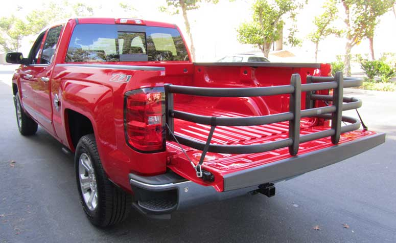 Long Pickup Bed Extensions