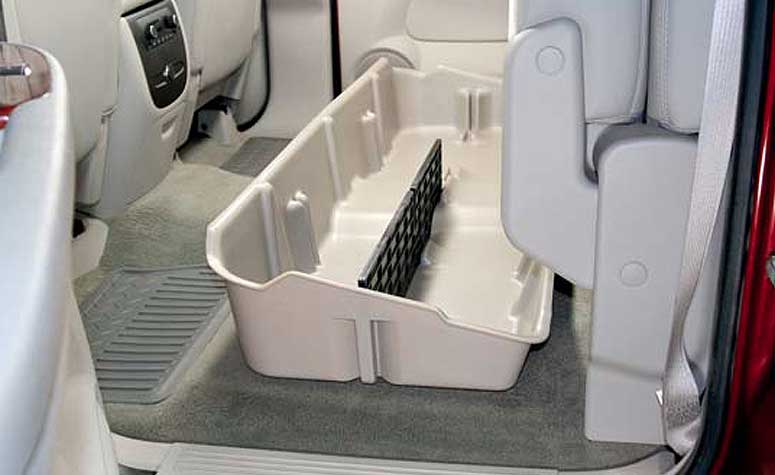 Extended Cab Truck Organizers