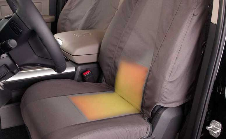 Heated Seat Covers | Sanford, NC