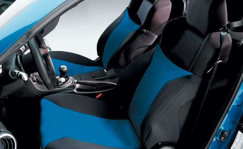Seat Covers for Sports Cars