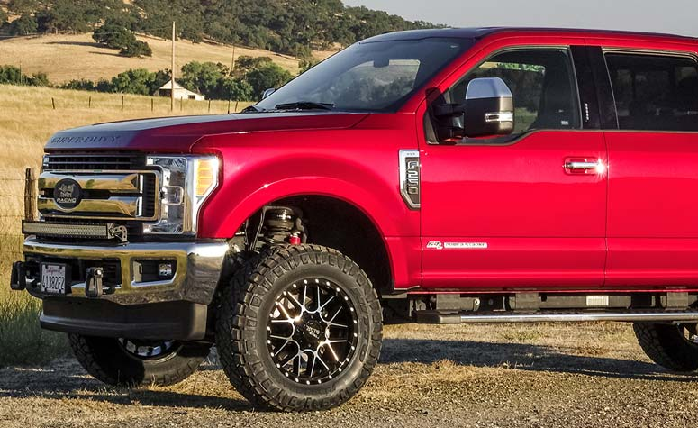 Lift Kits for Trucks