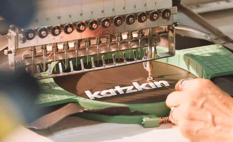 Interior Embroidery | Kar Kraft Automotive