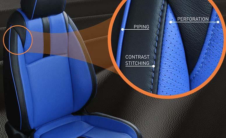 Stitching Piping | Kar Kraft Automotive